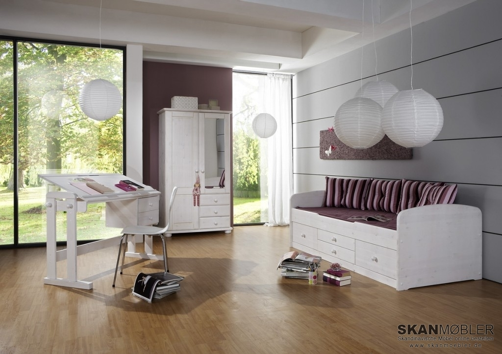bett captain kiefer massiv von dolphin g nstig bestellen bei skanm bler. Black Bedroom Furniture Sets. Home Design Ideas