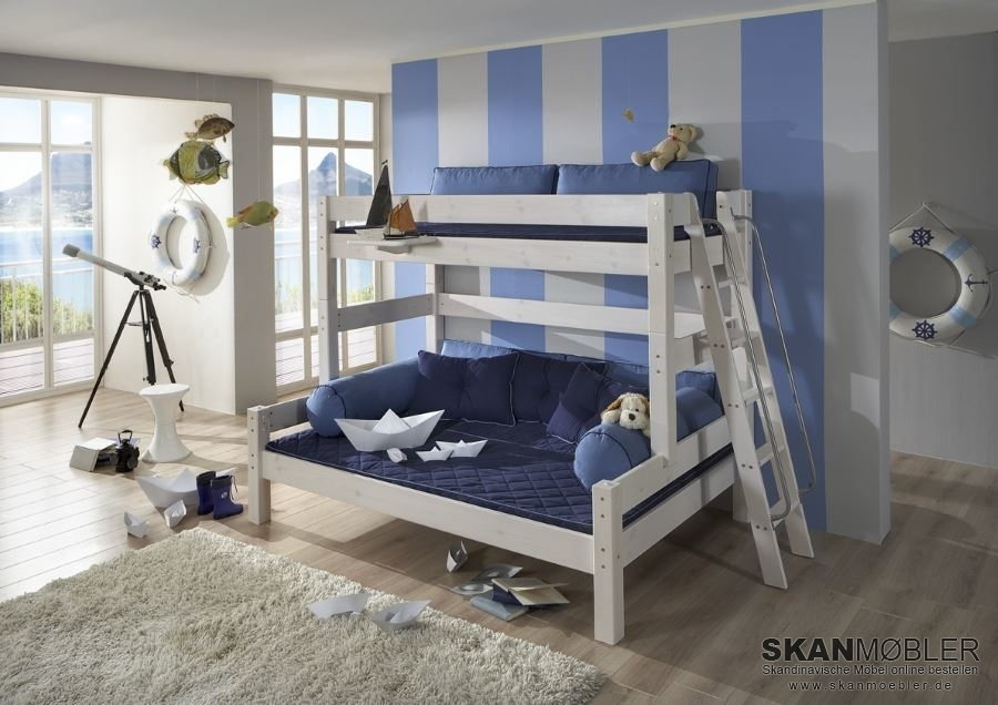 etagenbett ii moby von dolphin g nstig bestellen bei skanm bler. Black Bedroom Furniture Sets. Home Design Ideas
