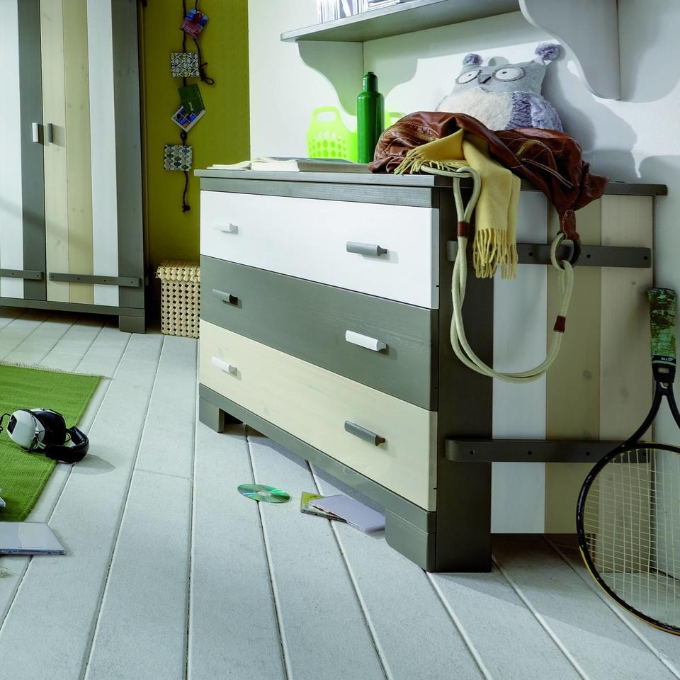 Kinderzimmer Wickelkommode Merlin multicolor von Infans günstig ...