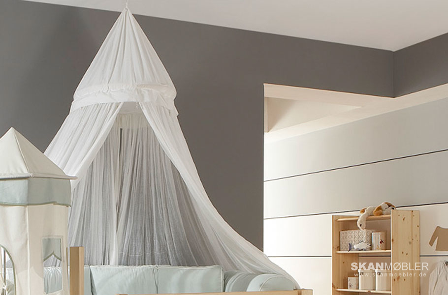 moskitonetz himmel f r kinderbett moby von dolphin g nstig. Black Bedroom Furniture Sets. Home Design Ideas