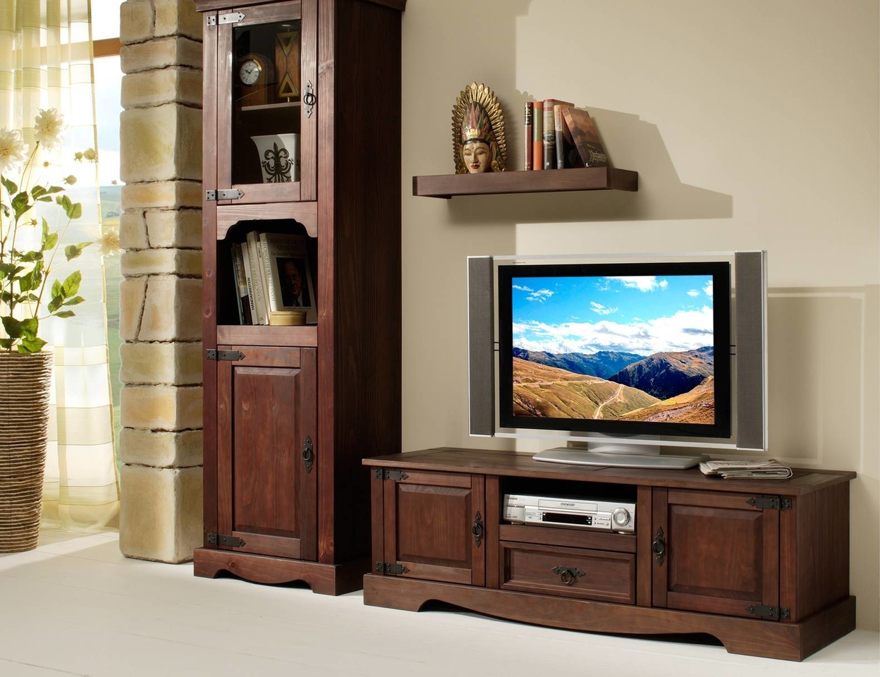 tv board mexican von henke g nstig bestellen bei skanm bler. Black Bedroom Furniture Sets. Home Design Ideas