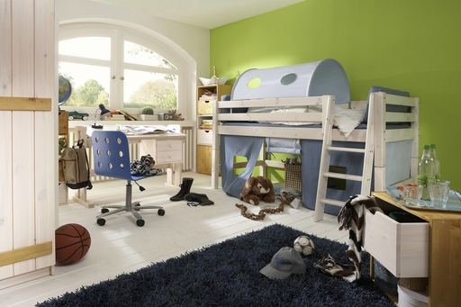 hochbetten kinderzimmer bei skanm bler. Black Bedroom Furniture Sets. Home Design Ideas